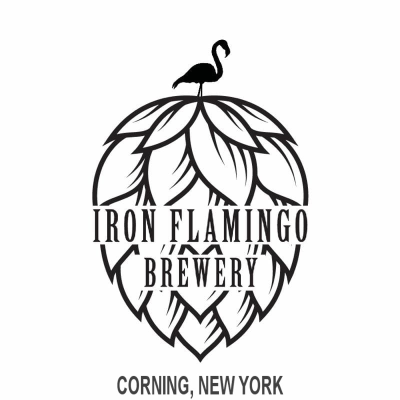 Iron Flamingo Brewery - Corning NY
