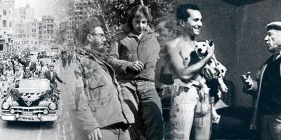 Retrospectiva de Meneses, reportero fotográfico de pura cepa.