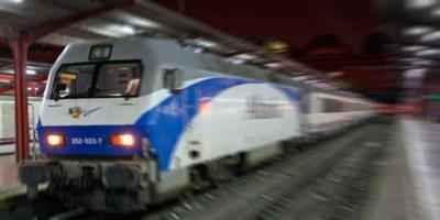 Renfe elimina su tren nocturno Madrid-Barcelona.