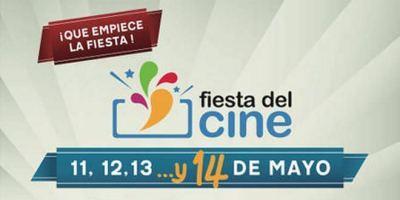 La Fiesta del Cine se amplía, del lunes 11 al jueves 14 de mayo