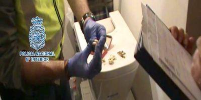 La policía ha detenido a un grupo de ladrones especializados en robos en comercios y viviendas.