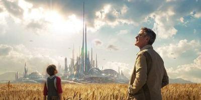 George Clooney nos presenta 'El mundo del mañana'.