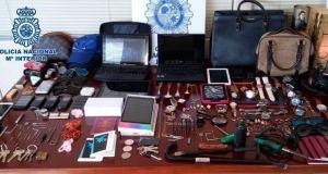 Desarticulado un clan que robaba en domicilios de madrid y otras ciudades