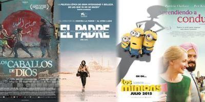 El cine se muda a Europa y Oriente.