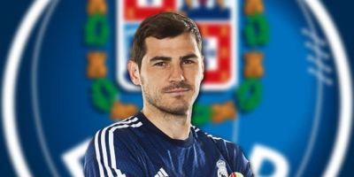 Iker Casillas se va al Porto