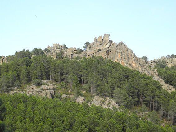 Ruta a la Charca Verde: disfrutando de La Pedriza.