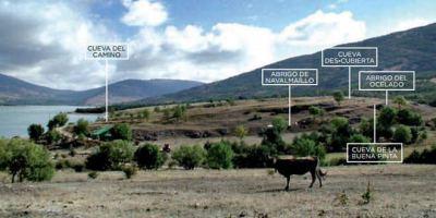 Los madrileños ya pueden conocer 'in situ' la vida en el Pleistoceno.