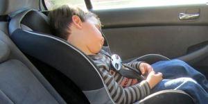 Nueva normativa niños en coches