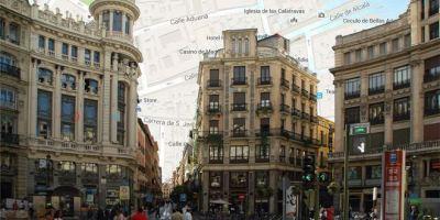 El complejo Canalejas tendrá menos altura para no afear la vista de la Puerta del Sol.