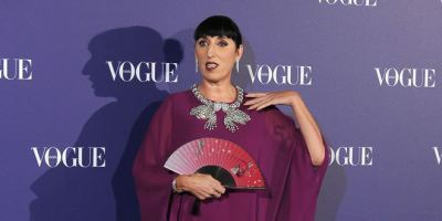 Rossy de Palma, presentadora de los Premios Vogue Joyas. Foto: Carlos Bouza
