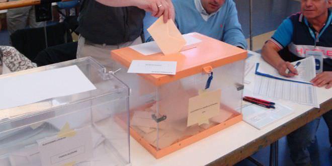 Mesas elecciones
