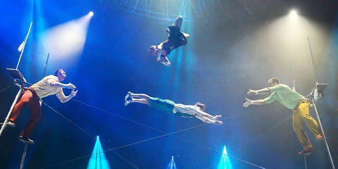 Circo Price Carlos Bouza
