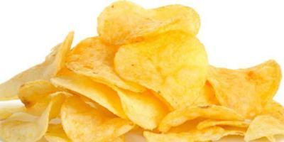 La sal de los aperitivos se reducirá un 5% en los próximos 5 años.