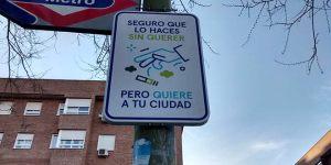 Madrid limpio