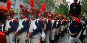 Celebración del 2 de mayo en Madrid