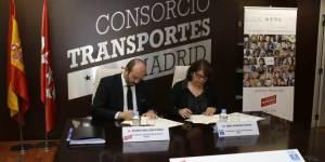 Acuerdo para el servicio alternativo durante las obras de la Línea 1 de Metro