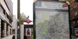 Más seguridad en Metro de Madrid