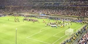 Final de la Champions entre Real Madrid y Atlético. Milán