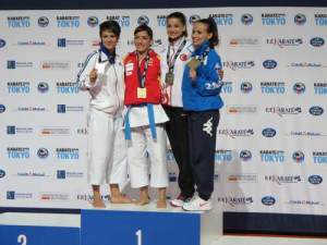Medallas Karate