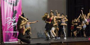 Casting para el musical 'Dirty Dancing'. Foto: Eugenio Rigo