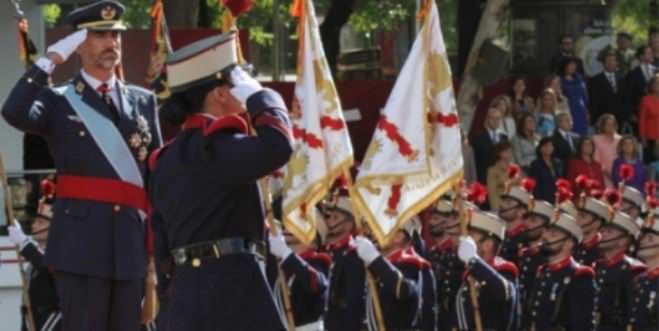 Desfile Día Hispanidad