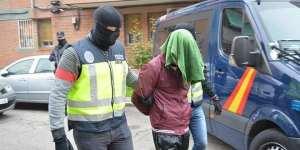 Detenido un yihadista en Madrid