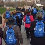 'Walking people', un programa de rutas en la ciudad