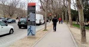 rutas urbanas wap walking people