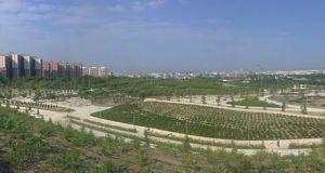 parque fuente carrantona moratalaz