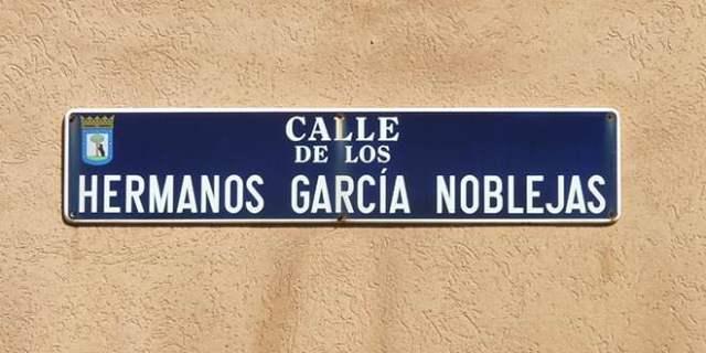 La calle Hermanos García Noblejas, entre las propuestas de cambio de nombre para calles de Madrid