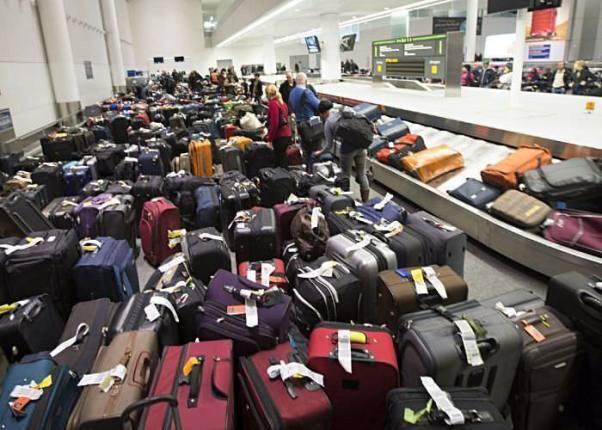 maletas reclamación aeropuerto