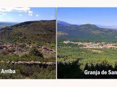 Patones de Arriba y la Granja de San Ildefonso