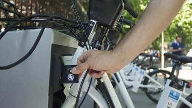 Sistema público de alquiler de bicicletas BiciMAD