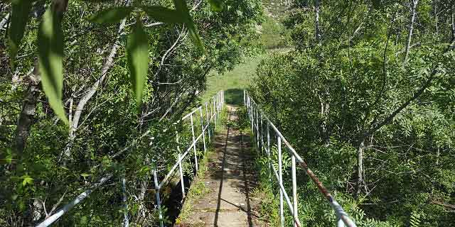 ruta senderismo Cascada del Cancho