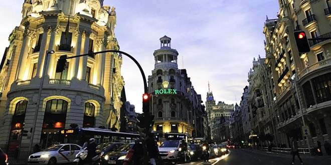 Madrid en coche