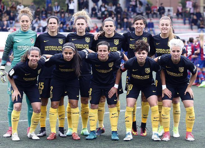 Atletico de Madrid Femenino
