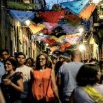 Música y arte en las Fiestas de La Paloma