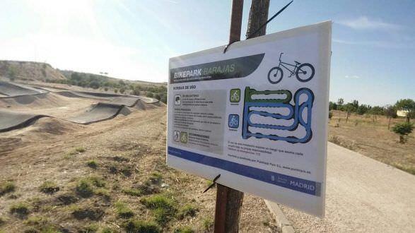 Bike Park Barajas
