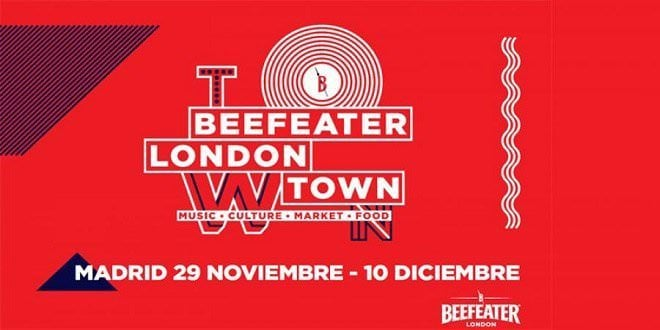 Beefeeter london festival