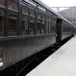 La Navidad, a bordo del tren