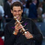 """Rafa Nadal: """"En Madrid es donde el público me ayuda a ganar"""""""
