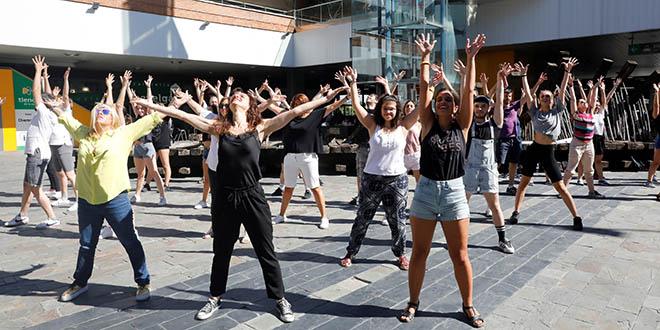Flashmob Nuevo Norte