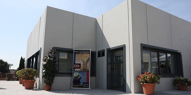 centro de protección animal