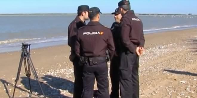 Policía Nacional Playa #VeranoSeguro