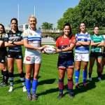 Los cinco equipos madrileños de la Liga de Rugby femenino