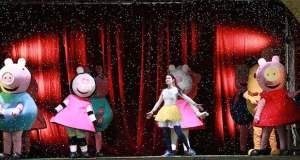 Peppa Pig Torrejon de Ardoz Espectáculo Personajes