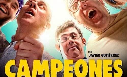 campeones pelicula I encuentro cine solidario