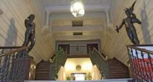 Escalinata Biblioteca Ateneo Madrid