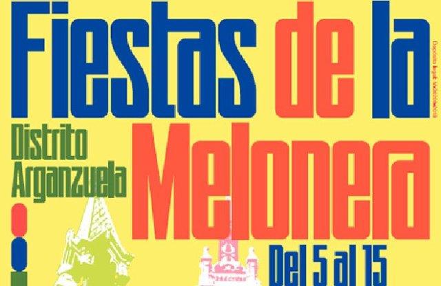 Fiestas patronales de septiembre Cartel Arganzuela