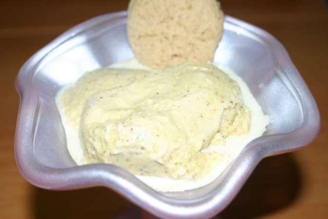 helado pistacho receta